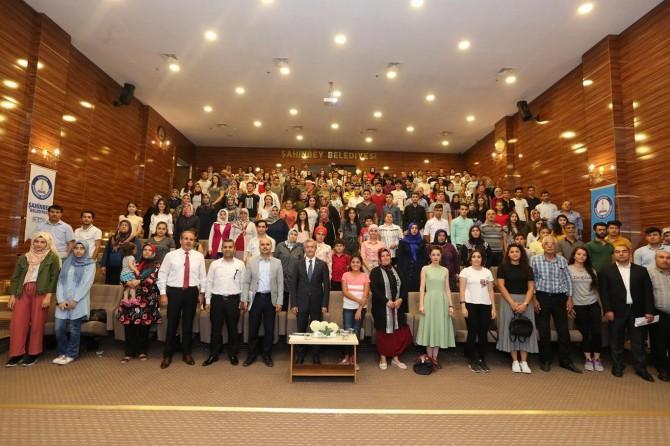 Gaziantep'te başarılı öğrenciler Bosna Hersek'e gidecek