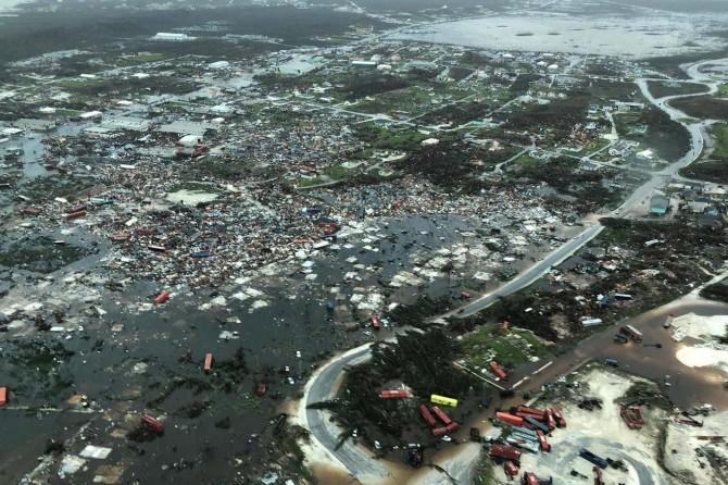 BM: Dorian Kasırgası sebebiyle 70 bin kişinin acil yardıma ihtiyacı var