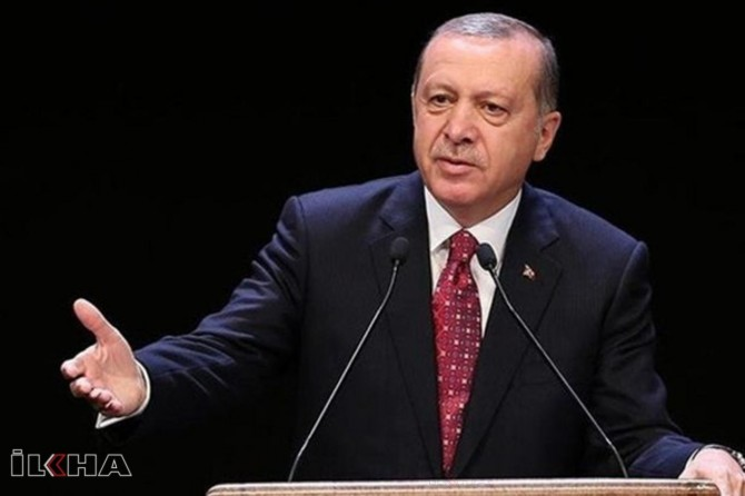 President Erdoğan: Turkey might be forced to open the gates