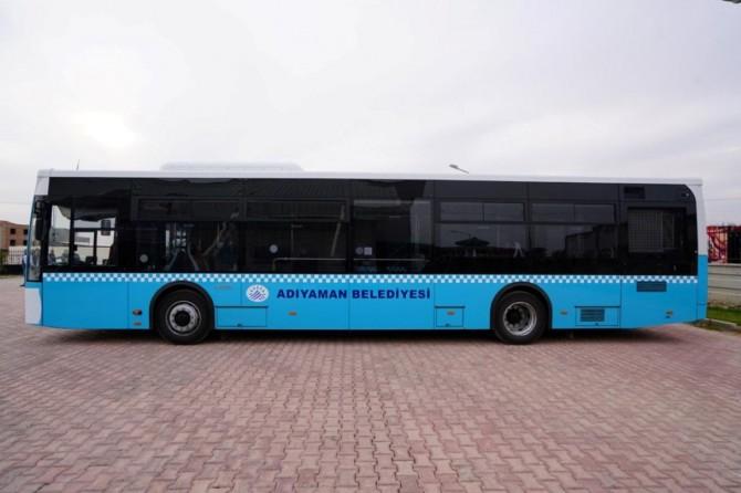 Adıyaman'da belediye otobüs fiyatlarına zam yapıldı
