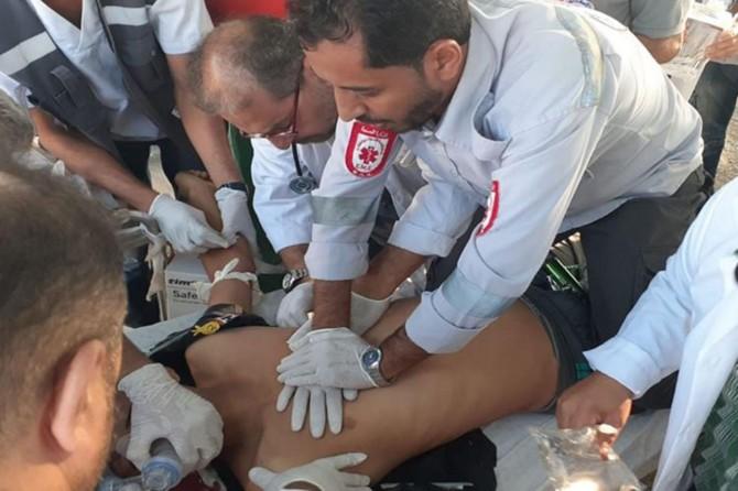 İşgalciler göstericilere saldırdı: 2 şehid 66 yaralı
