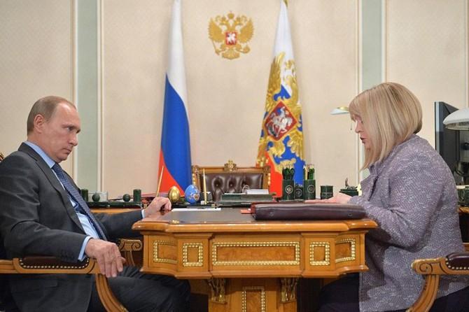 Yerel seçimler öncesi Rusya'da gerginlik artmaya başladı