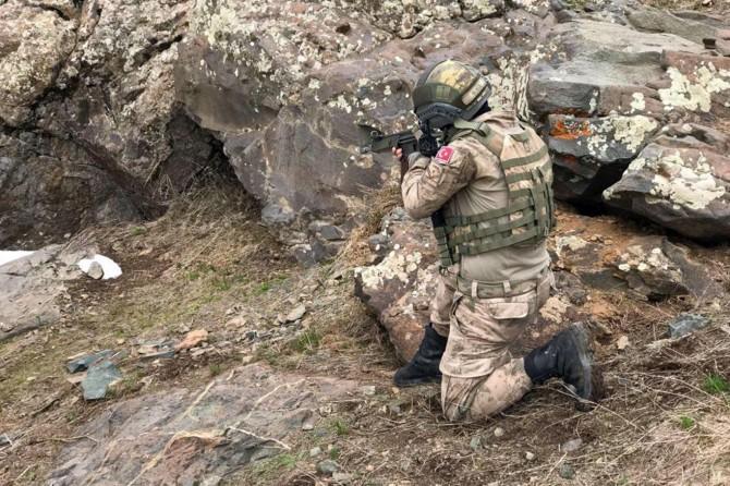 Ömerli'de polis ve PKK arasında çatışma