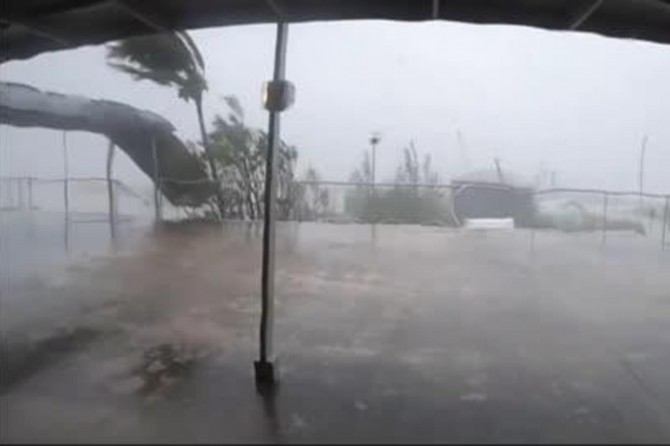 Death toll in hurricane that hits Bahamas rises to 43