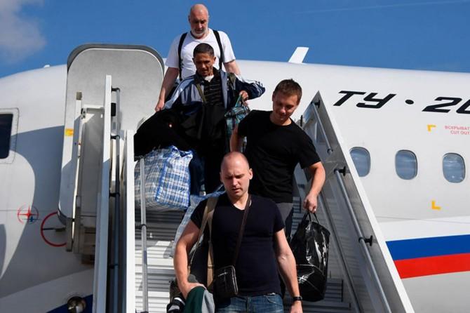 Rusya ve Ukrayna'dan esir takası