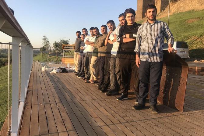 Diyarbakır'da Sabah Namazıyla Diriliş programları devam ediyor
