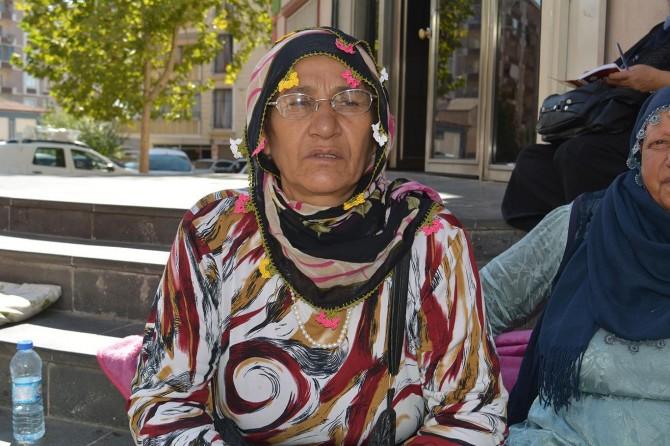 Dayika ku lawê wê hatiye revandin: Gefa mirinê li me dixwin