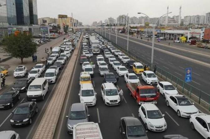 İstanbul'da aşura etkinliği için bazı yollar trafiğe kapatılacak