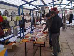 Van Erciş'te Suriyeli Mülteciler Yararına Kermes