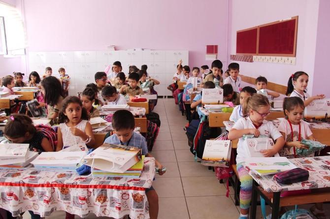 Diyarbakır'da 506 bin öğrenici ders başı yaptı