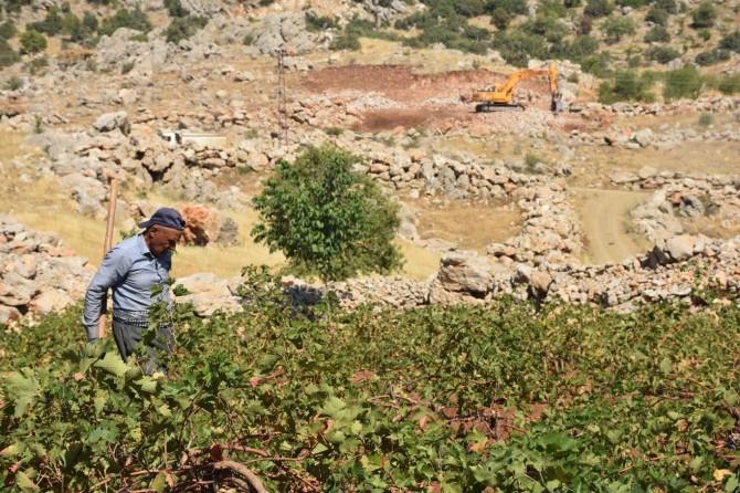 Şırnaklı çiftçiler taleplerinin karşılanmasını bekliyor