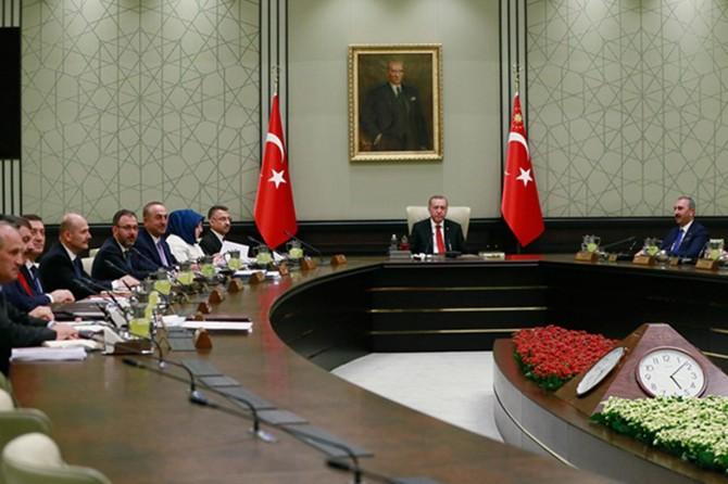 Cumhurbaşkanlığı Kabinesi bugün Beştepe'de toplanacak