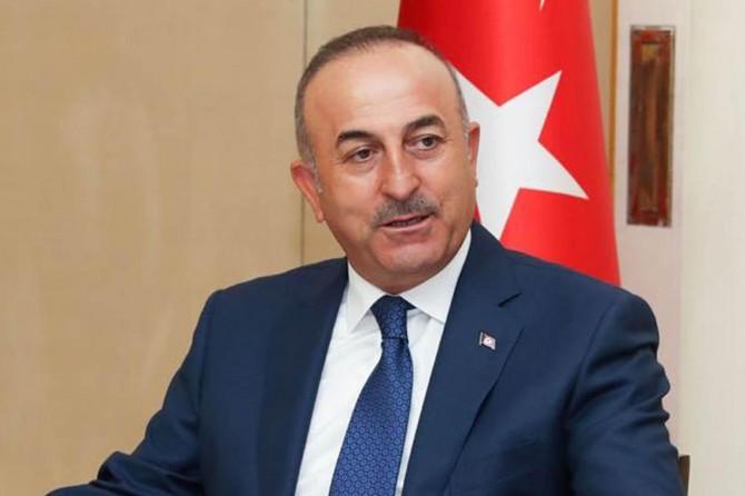 Çavuşoğlu: Kıbrıs meselesinde müzakereye başlamanın bir anlamı yoktur