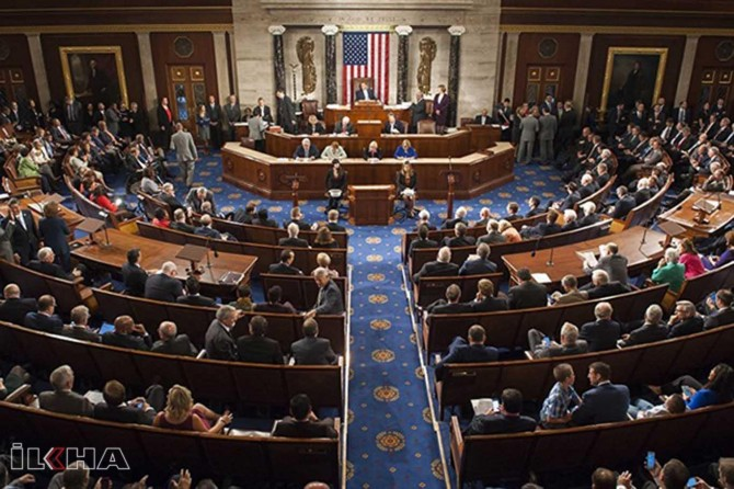 ABD Kongresi'nde ana gündem silah yasası