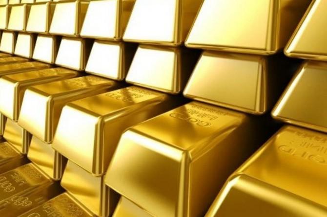 Bankalarda 220 tona yakın altın var