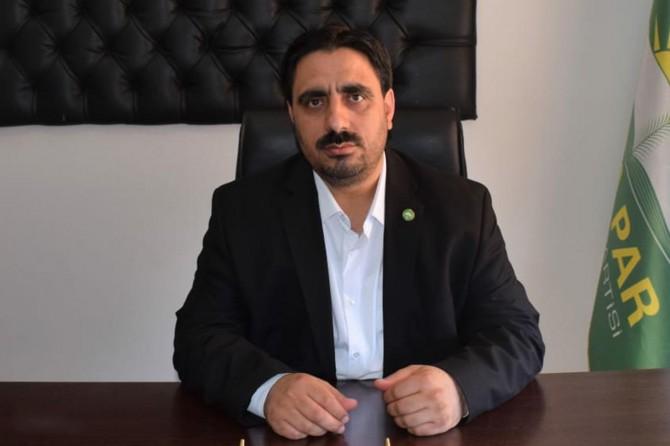 HÜDA PAR Eskişehir İl Başkanı Dikgöz: Halkımız ahlaki gidişattan şikâyetçi