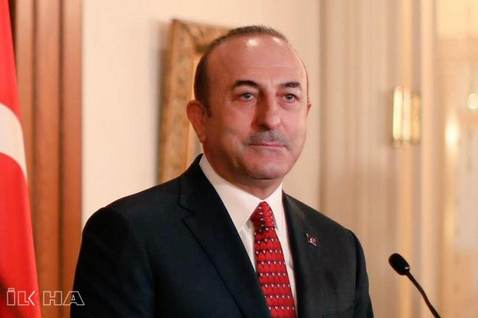 We see that the U.S. wants to enter a stalling process: Çavuşoğlu
