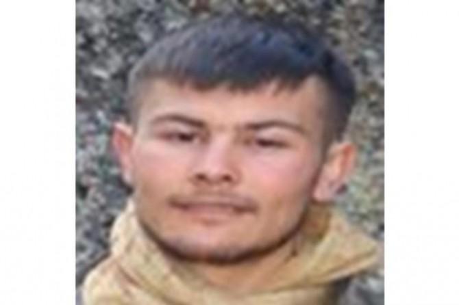 Gri listede bulunan PKK'li öldürüldü