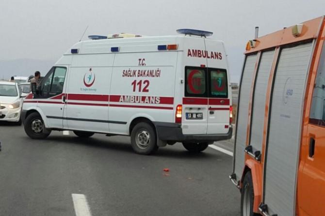 Bitlis'te minibüs şarampole devrildi: 10 ölü