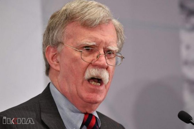 Trump ousts National Security Adviser Bolton