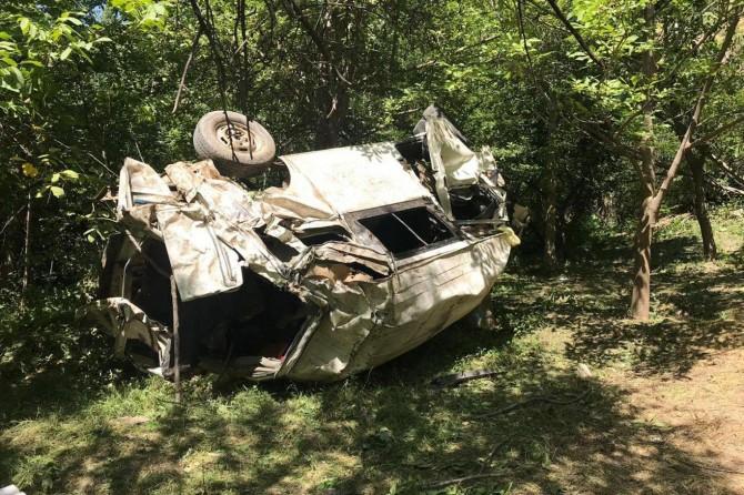 Ten die in Van crash in Bitlis