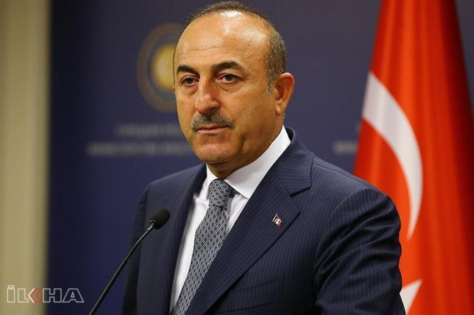 Netanyahu's election promise is a racist Apartheid state: Turkish FM Çavuşoğlu