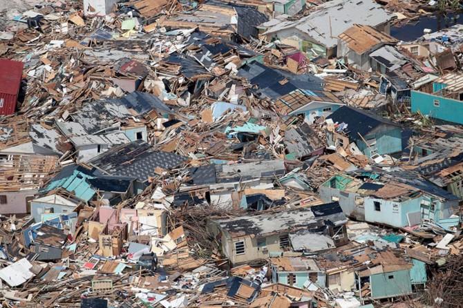 Bahamalar'da binlerce kişiden haber alınamıyor