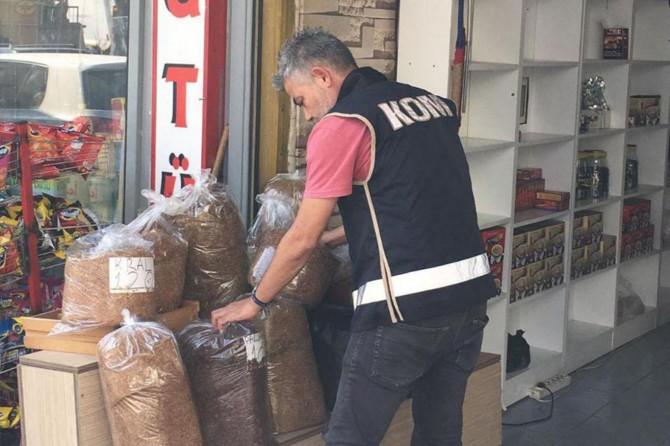 Tütüncülere Türkiye genelinde baskın