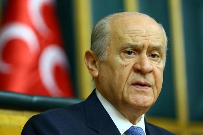MHP lideri Bahçeli: Her gün bakan mı değiştireceğiz?