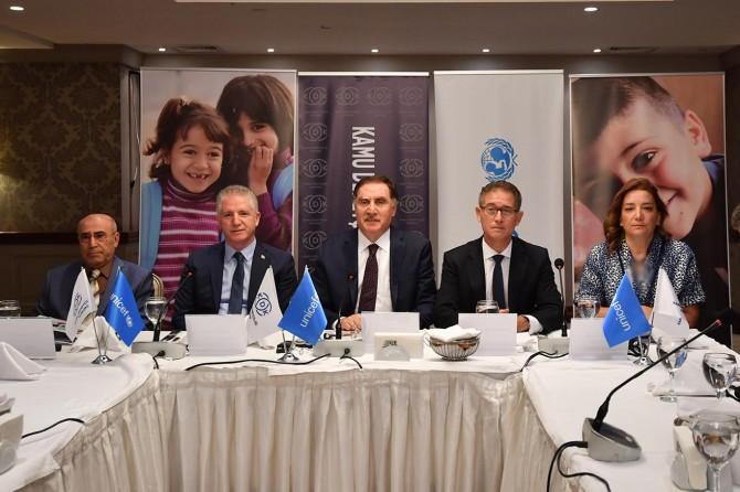 Malkoç: Dünyada en çok çocuklar ve kadınlar mağdur oluyor