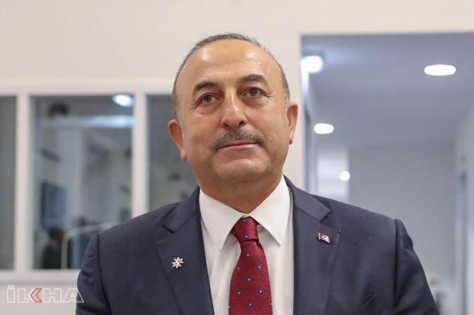 Turkish FM Çavuşoğlu refutes allegations related to İbrahim Eren