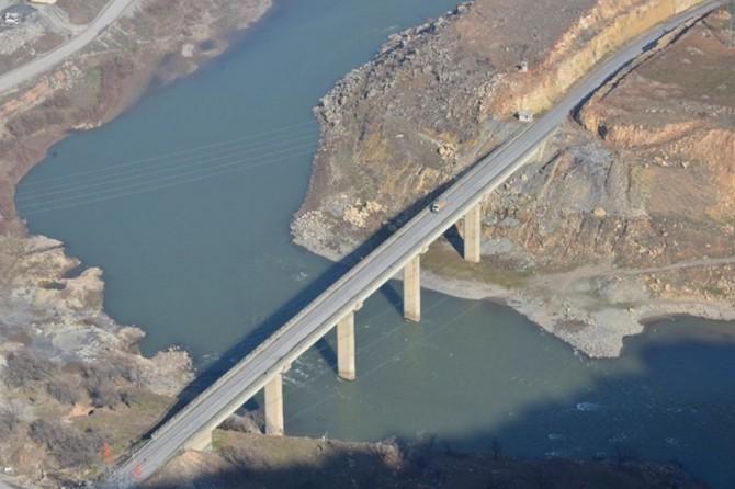 Ilısu Barajı kapsamında yeni yollar yapıldı