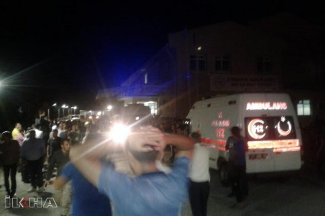 Kulp'taki saldırıda hayatını kaybedenlerin sayısı 7'ye yükseldi
