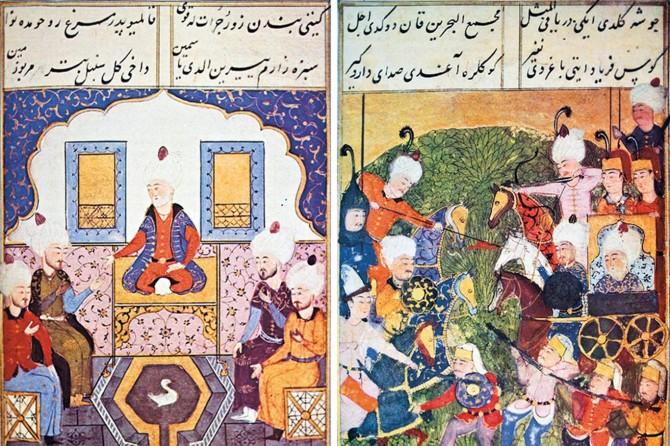 Mümtaz şahsiyetlerden Bitlisli âlim Şükrî-i Bitlisî