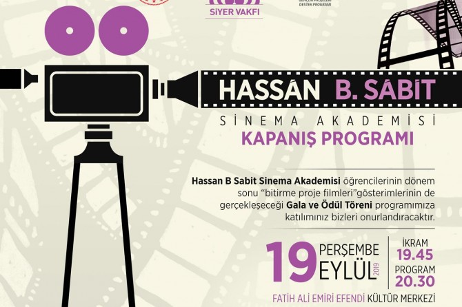 Hassan Bin Sabit Sinema Akademi'si programına davet