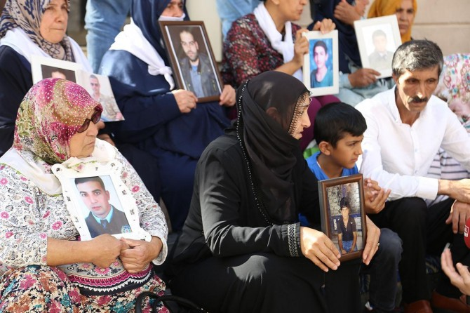 One more family joins sit-in protest: We want our child dead or alive
