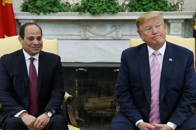 Trump, Sisi için en favori diktatörüm dedi