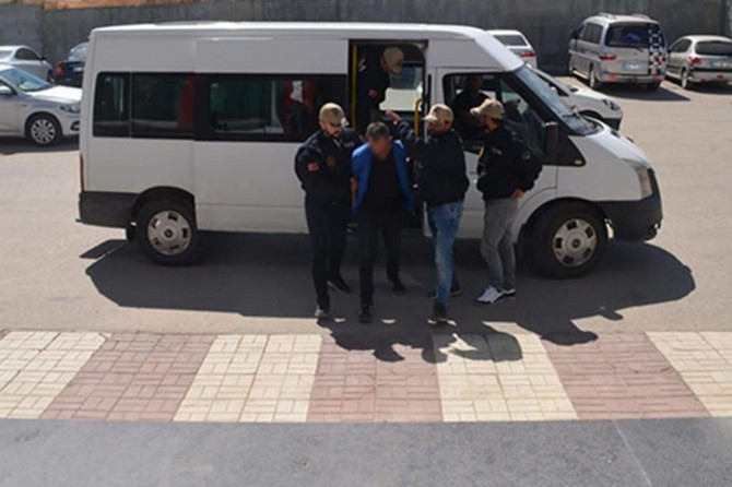HDP Van İl Eşbaşkanı tutuklandı