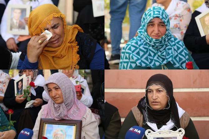 Çocukları dağa kaçırılan ailelerin gözyaşları dinmiyor