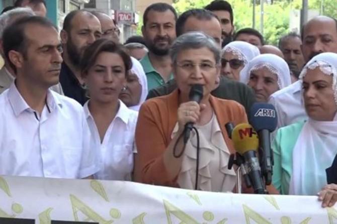 HDP'li vekil Leyla Güven hakkında soruşturma