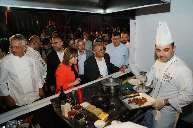 Gastronomi festivali devam ediyor
