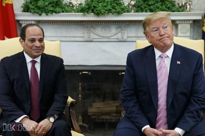 Trump calls Sisi my favorite dictator