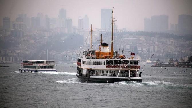 İstanbul şehir hatları kış tarifesine geçiyor