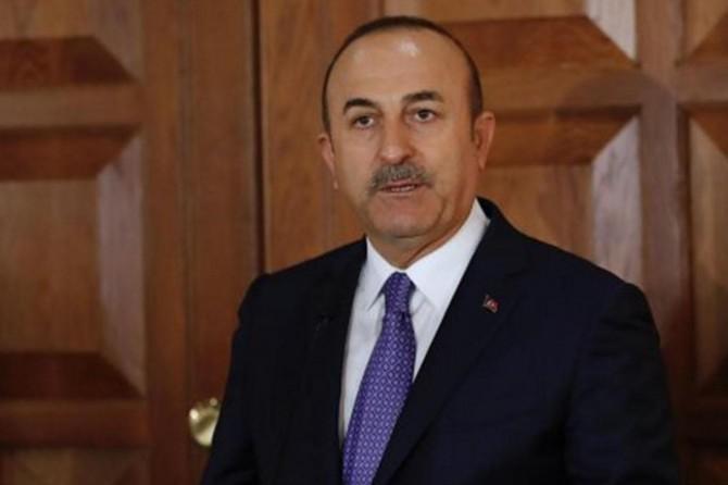 Çavuşoğlu'ndan siyonist Netenyahu'ya ilhak tepkisi