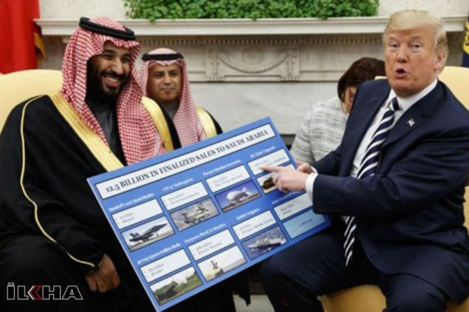 U.S. to build nuclear reactor for Saudis