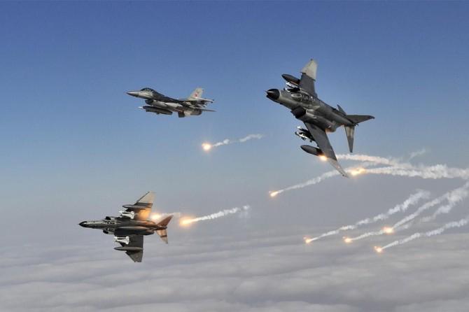 Gara'da 3 PKK'li öldürüldü
