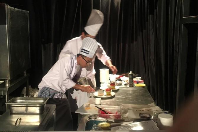 Gastronomi festivali renkli görüntülerle sona erdi
