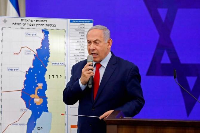 Siyonist Netanyahu'dan yeni ilhak vaadi