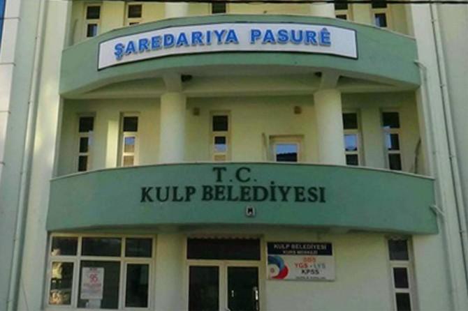 HDP'li Kulp Belediye Başkanı dahil 5 kişi tutuklandı
