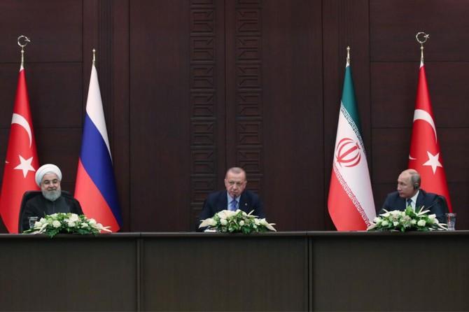 Erdoğan: Suriye'de Anayasa Komitesi'nin oluşturulmasındaki pürüzler giderildi